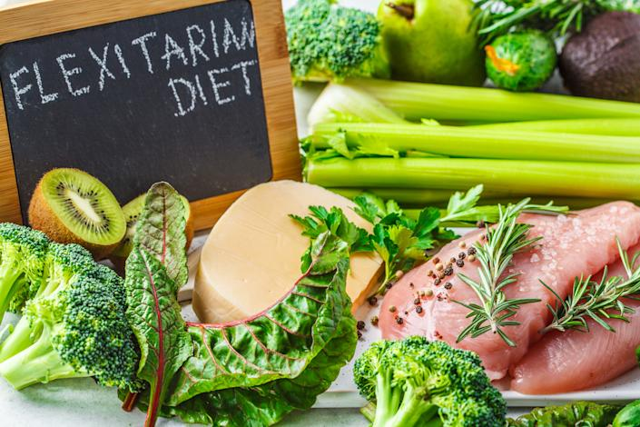 What does it mean to follow a flexitarian diet? [Photo: Getty]