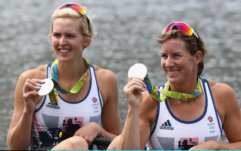 Katherine Grainger - Credit: Getty Images