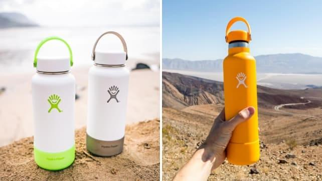 Best health and fitness gifts 2020: Hydro Flask water bottle
