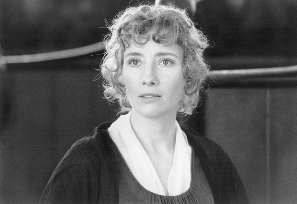 <p>Emma Thompson might have won an Oscar for her turn as a young Elinor Dashwood in 1995's <em>Sense and Sensibility</em>, but in actuality, she was 36 when the film premiered that December. </p>