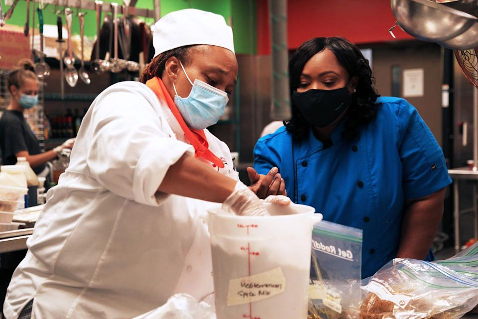 Photo credit: Courtesy of the Maryland Food Bank