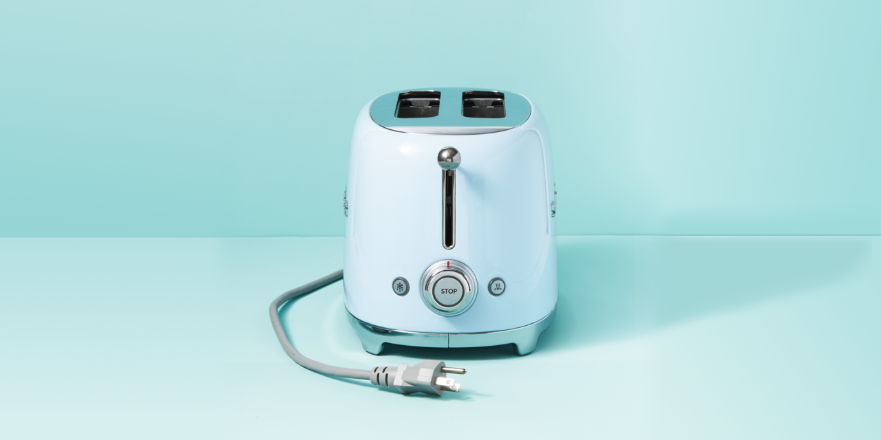 """<p>There's a wide variety of toasters on the market, from 2- and 4- slice toasters, to plastic and metal, as well as long slot. Most aren't designed to just toast a plain white slice of bread anymore either (remember when <a href=""""https://www.goodhousekeeping.com/food-recipes/cooking/a47114/sweet-potato-toast-trend/"""" target=""""_blank"""">sweet potato toast</a> was a thing?). In addition to being able to toast bread to your favorite shade of golden brown, it's important to find a toaster with the right settings for your lifestyle. </p><p>For example, the <strong>bagel setting </strong>usually just toasts the inside of a bagel and warms the outside so you don't have to worry about an overly dry or crunchy bite.   A<strong> defrost setting</strong> is great for frozen waffles or bread; it typically adds more time to the toasting process so you get the same results if the waffles or bread were fresh. <strong>Reheat</strong> typically toasts bread or other ingredients for a short amount of time, perfect for a toaster pastry or adding a touch more color.  </p><h2 class=""""body-h2"""">How to choose the right toaster</h2><p><strong>2-slice toasters vs. 4-slice toasters:</strong> When choosing a toaster, consider how many slices of toast you and your family will be making at one time. If there's more than two of you racing to make breakfast at the same time, a 4-slice toaster is probably your best bet. If counter space is a concern, however, you may want to opt for a 2-slice toaster.</p><p><strong>Long slot toasters</strong> are gaining popularity now due to the rise in more rustic forms of bread. Opt for long slots if you love sourdough or other artisanal breads. You'll never be able to fit a whole slice in a traditional toaster without cutting it in half. We like the <a href=""""https://www.amazon.com/Cuisinart-CPT-2400-086279117786-Artisan-Toaster/dp/B01LXQLRD1/ref=sr_1_1"""" target=""""_blank"""">Cuisinart Bakery Artisan Toaster</a>. Another detail to keep an eye out for is toasters with wide"""