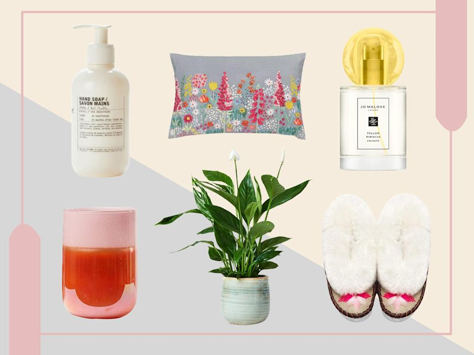 <p>From plants to perfume, we've got something that will make her smile</p> (The Independent )