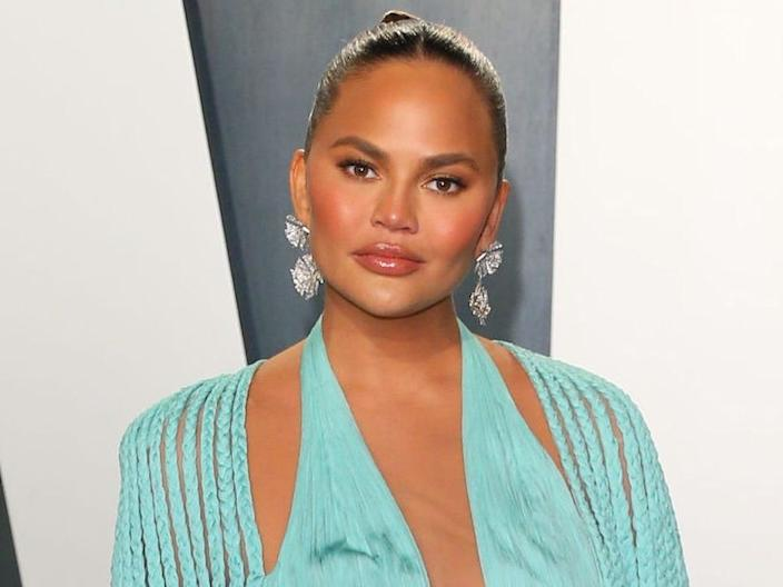 "Chrissy Teigen is a cookbook author, former model, and media personality. <p class=""copyright"">Jean Baptiste Lacroix/AFP via Getty Images</p>"