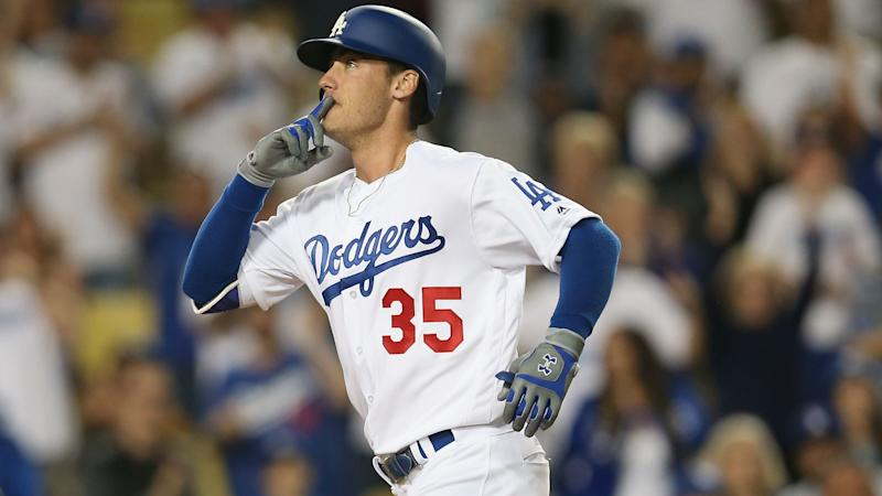 Can the Dodgers afford to send Cody Bellinger back to minor leagues?