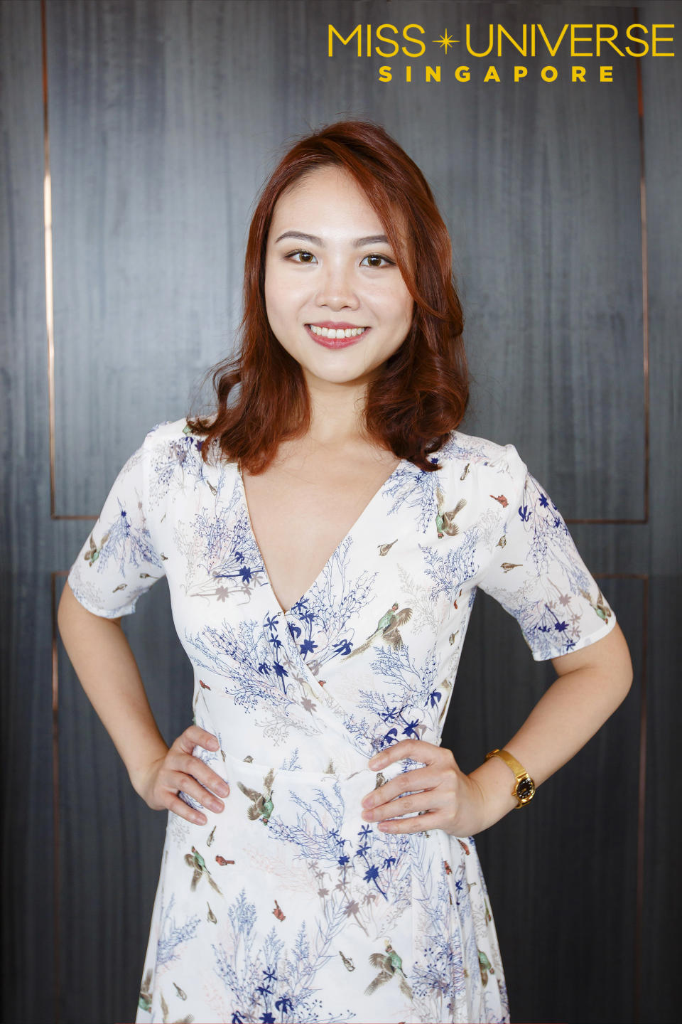 """Nerrine Ng is a Business Development Manager in the tourism industry and previously represented Singapore as Miss Asia Pacific Singapore 2018/2019. """"If I could have dinner with anyone dead or alive, it would be Steve Jobs. He was a visionary man who continues to fascinate the business and creative world even after death. I would love to meet him to glean his biggest takeaways in life."""""""