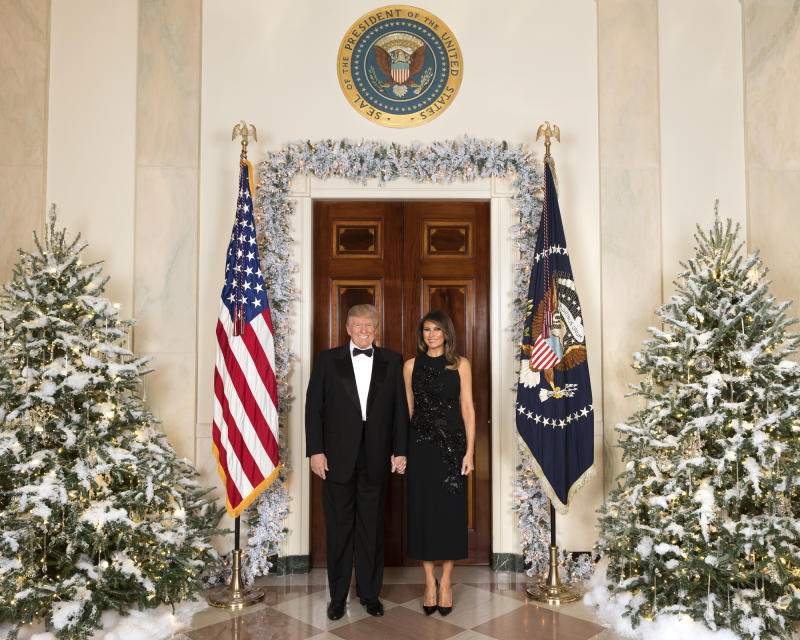Photo credit: Official White House Photo by Andrea Hanks
