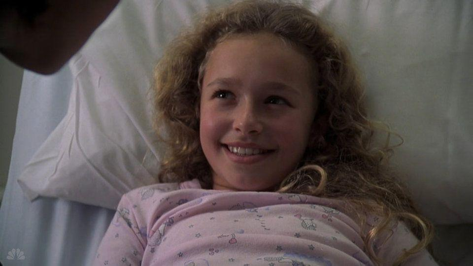 <p>Panettiere was another star who made two different appearances on <em>SVU</em>: one as a victim, and another as a criminal. Her first role was in the season two, when she played Ashley Austin Black, the neglected daughter of a famous musician. The second role was in season six, when she was the manipulative best friend of a high school prostitute who had been murdered. <br></p>
