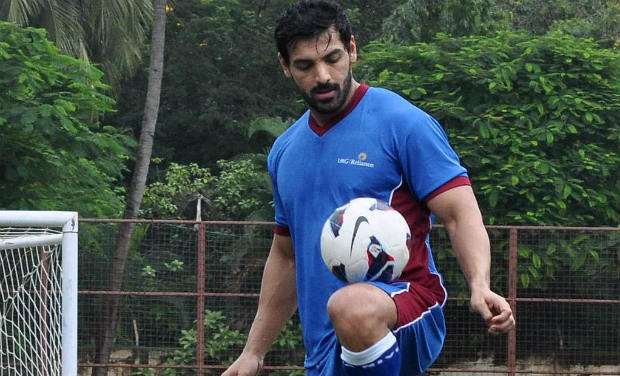 John Abraham: He has been passionate about the game right from his young days and wanted to play the World cup. But he had to give up his dreams for further studies. In his younger days he played professionally in the Indian A-Division.