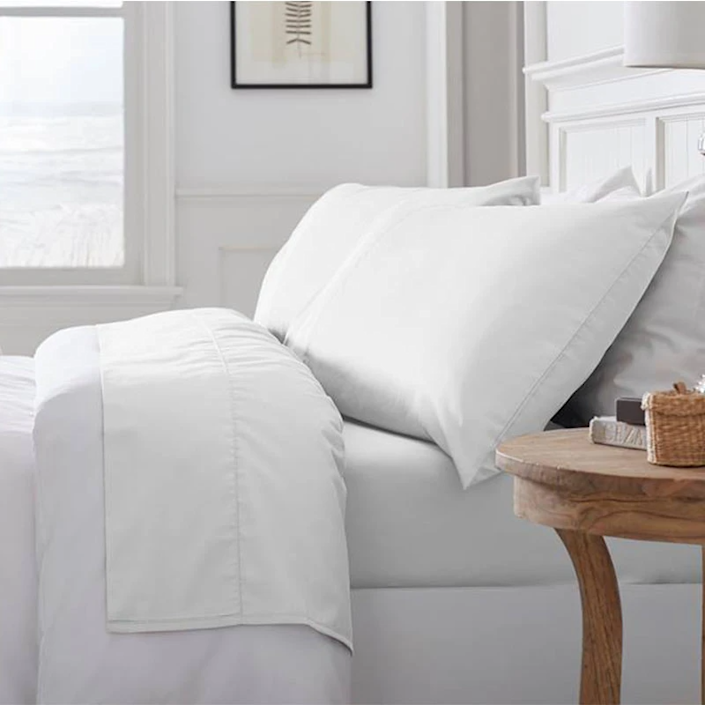 "<h3>GRUND</h3><br><strong>Deal: 15% off first orders</strong><br><strong>Code: Provided with email signup</strong><br><br>GRUND makes 100% organic cotton and chemical-free classic bedding and bath products that come in a wide range of colors and patters. <br><br><br><em>Shop <a href=""https://livegrund.com/"" rel=""nofollow noopener"" target=""_blank"" data-ylk=""slk:GRUND"" class=""link rapid-noclick-resp""><strong>GRUND</strong></a></em><br><br><strong>GRUND</strong> Organic Savannah Bed Sheets, $, available at <a href=""https://go.skimresources.com/?id=30283X879131&url=https%3A%2F%2Flivegrund.com%2Fproducts%2Fwhite-organic-cotton-sheets"" rel=""nofollow noopener"" target=""_blank"" data-ylk=""slk:GRUND"" class=""link rapid-noclick-resp"">GRUND</a>"