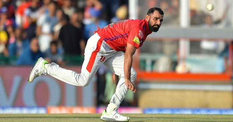 Mohammed Shami has made a tremendous comeback