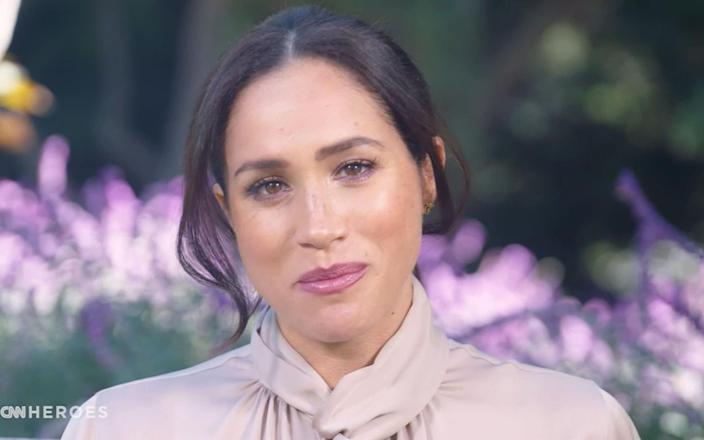 The Duchess of Sussex plans to build a startup investment portfolio
