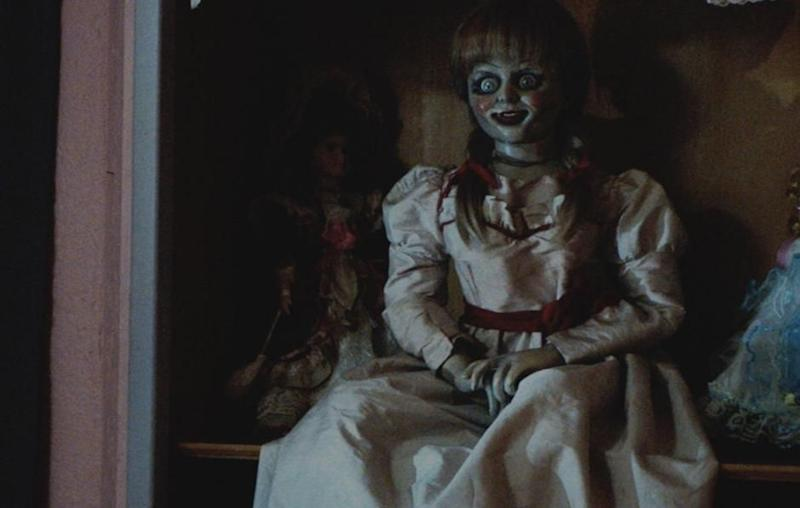 Just imagine seeing this in your house! It's wet your pants scary. Source: New Line Cinema