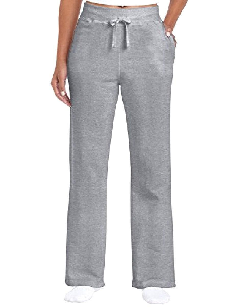 """Not only are these no-shrink sweatpants super soft, but they have almost 2,500 reviews on Amazon, most of which are raves. $10, Amazon. <a href=""""https://www.amazon.com/Gildan-Womens-Bottom-Sweatpants-Medium/dp/B076C3VQ5R/ref=sr_1_5?crid=21YDFT26MHKJP&dchild=1&keywords=sweatpants%2Bfor%2Bwomen&qid=1584535202&sprefix=sweatpants%2B%2Caps%2C159&sr=8-5&swrs=EC59B071A4615DB25FB75BBB672E13C2&th=1"""" rel=""""nofollow noopener"""" target=""""_blank"""" data-ylk=""""slk:Get it now!"""" class=""""link rapid-noclick-resp"""">Get it now!</a>"""