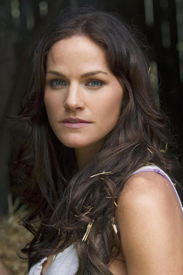 "Kelly Overton in the ""True Blood"" episode, ""In the Beginning."""