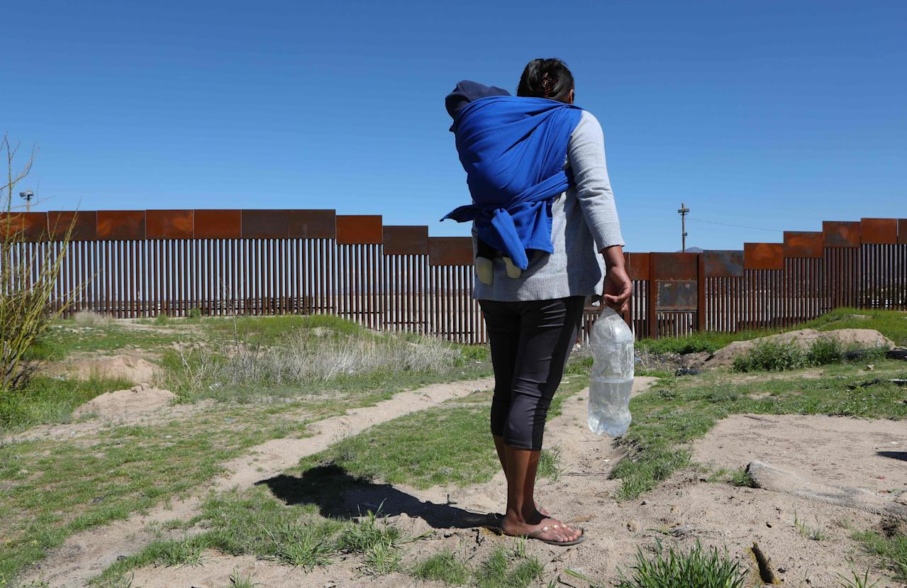 ACLU lawsuit claims Trump administration coverage blocking migrants throughout COVID-19 is against the law