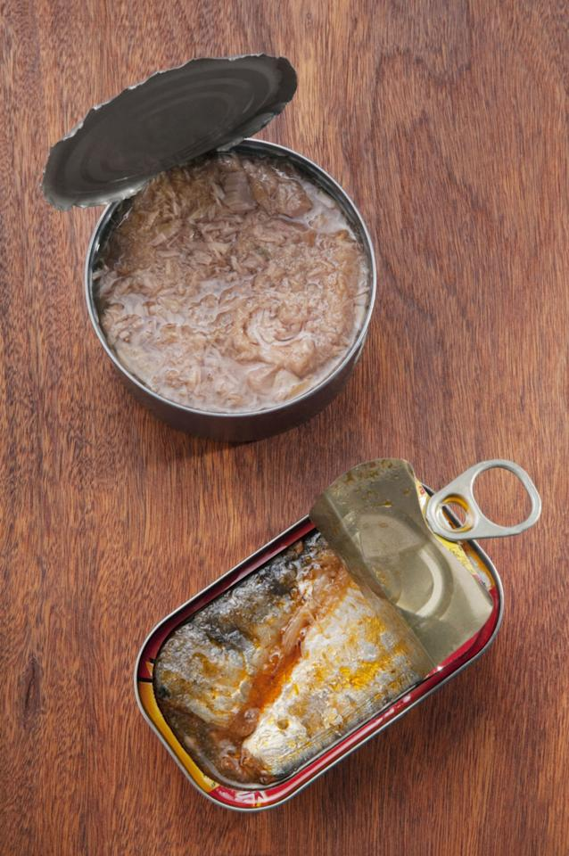 10 toxic items lurking in your pantry for What fish has the most mercury