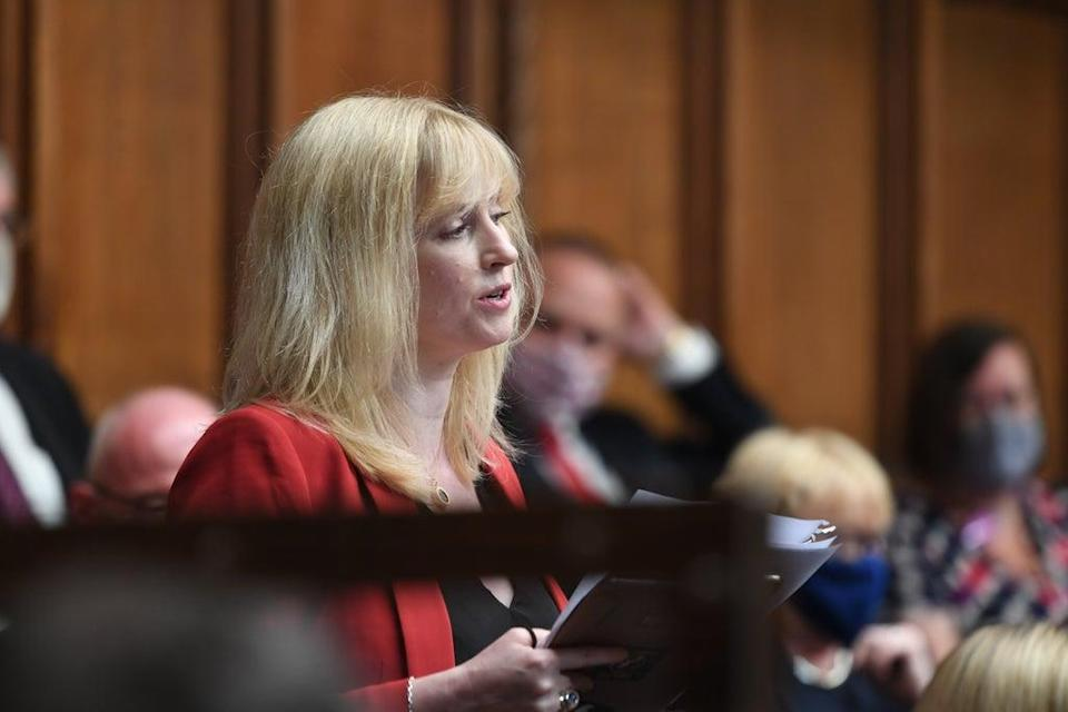 Rosie Duffield MP had called for Labour to clarify its equalities position (UK Parliament/Jessica Taylor) (PA Media)