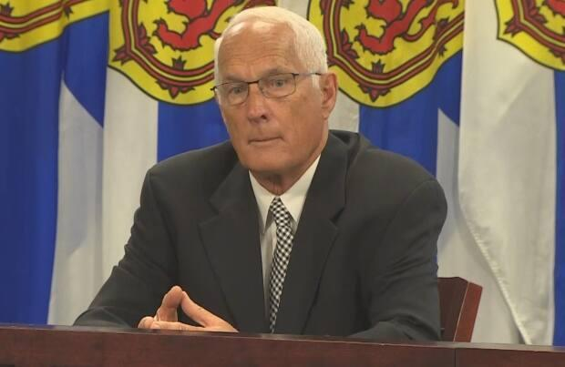Pat Dunn is the minister responsible for the Office of African Nova Scotian Affairs and the Office of Equity and Anti-Racism Initiatives. (CBC - image credit)
