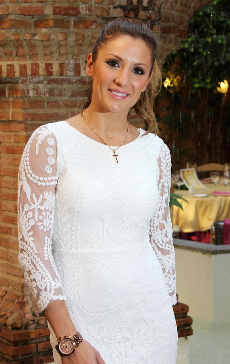MADRID, SPAIN - OCTOBER 31: Nagore Robles is the new event management of gay wedding at La Pesquera restaurant on October 31, 2013 in Madrid, Spain. (Photo by Europa Press/Europa Press via Getty Images)
