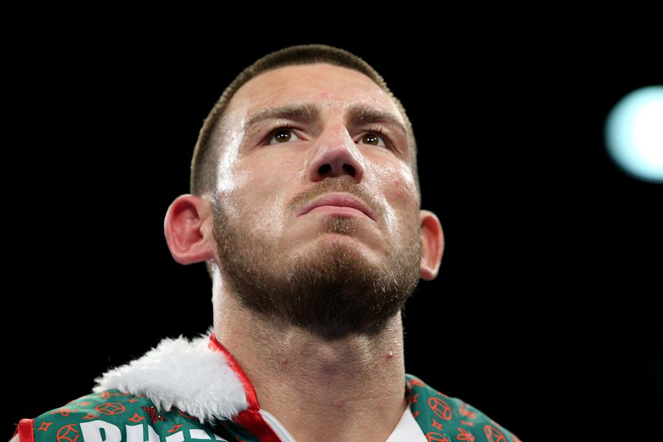 <p>Liam Williams was unable to dethrone Demetrius Andrade in Florida</p> (Getty Images)