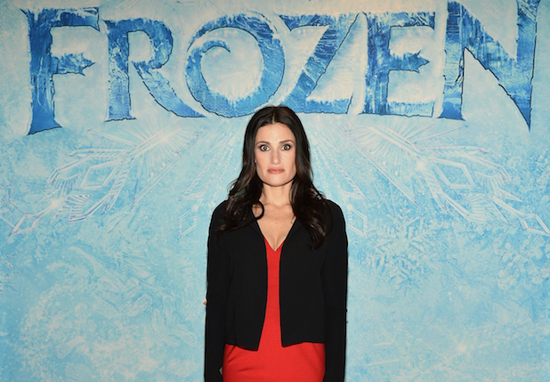 Oscars: Idina Menzel Performing 'Let it Go' From 'Frozen'