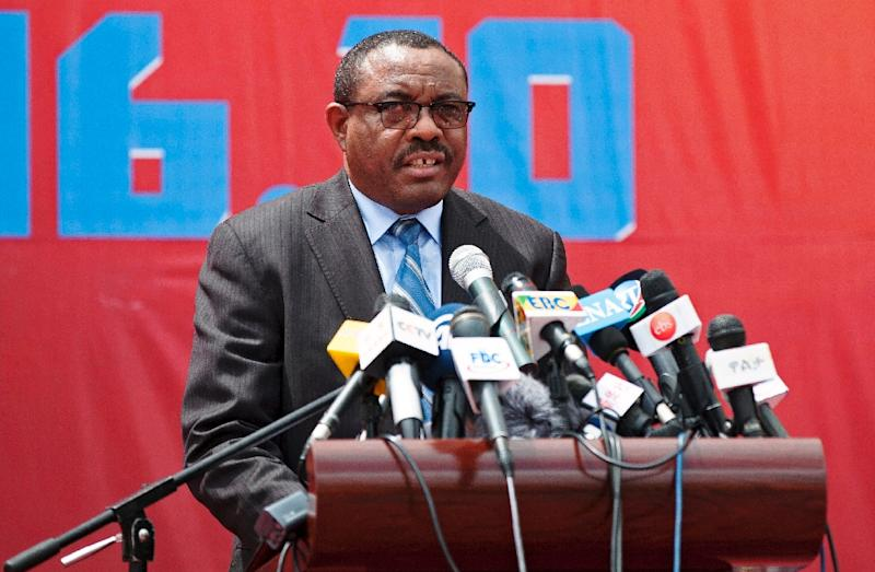 Hailemariam Desalegn, Prime Minister of Ethiopia, promised to reshuffle his cabinet after imposing a six-month state of emergency in October