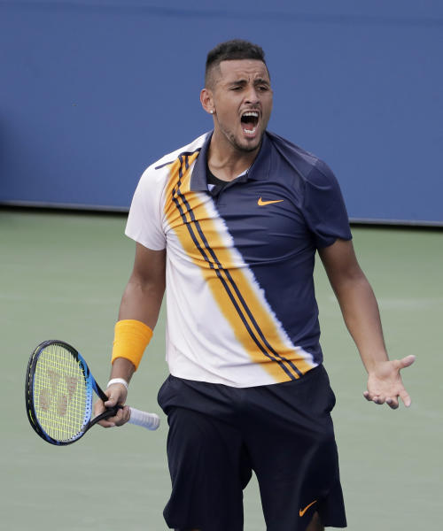 US Open 2018: Nick Kyrgios aims for Roger Federer upset