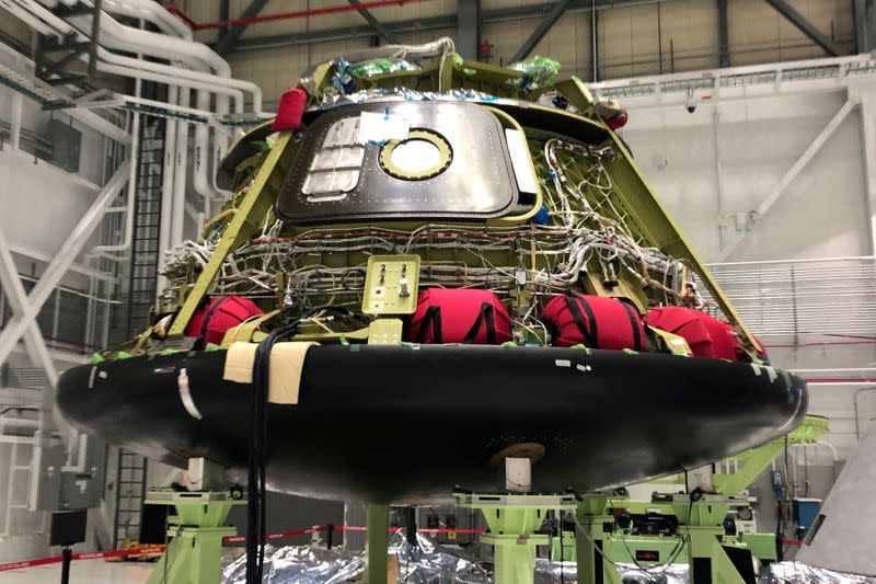 NASA, Boeing probe software glitch that stopped astronaut capsule from reaching space station