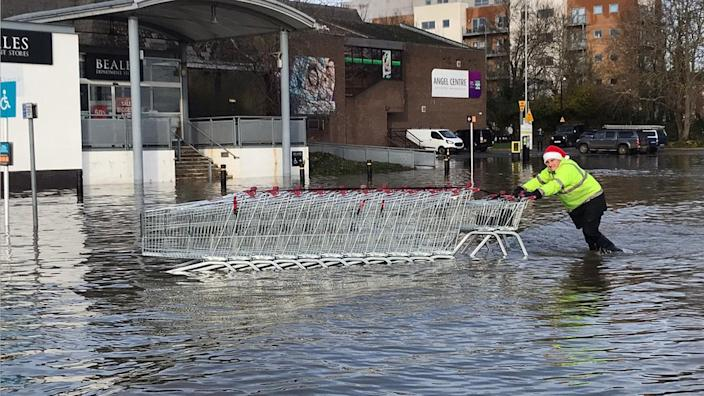 Last winter saw extensive flooding across the country
