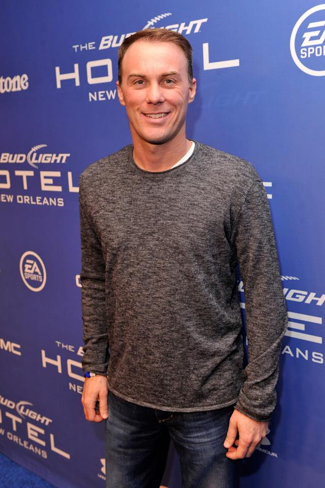 NEW ORLEANS, LA - FEBRUARY 02:  NASCAR driver Kevin Harvick attends Bud Light Presents Stevie Wonder and Gary Clark Jr. at the Bud Light Hotel on February 2, 2013 in New Orleans, Louisiana.  (Photo by Stephen Lovekin/Getty Images for Bud Light)