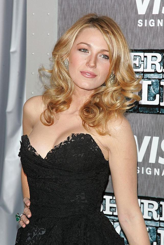 "Do blondes really have more fun? Just ask ""Gossip Girl"" goddess Blake Lively. Jim Spellman/<a href=""http://www.wireimage.com"" target=""new"">WireImage.com</a> - December 17, 2009"