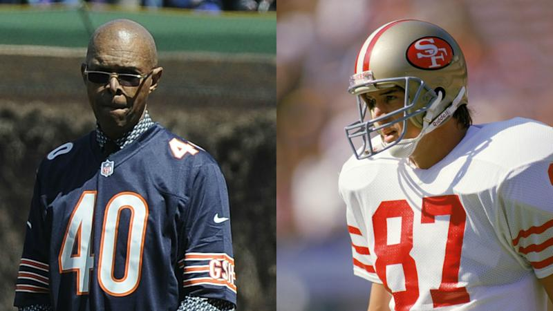 Gale Sayers, Dwight Clark bring brutal toll of football closer to home