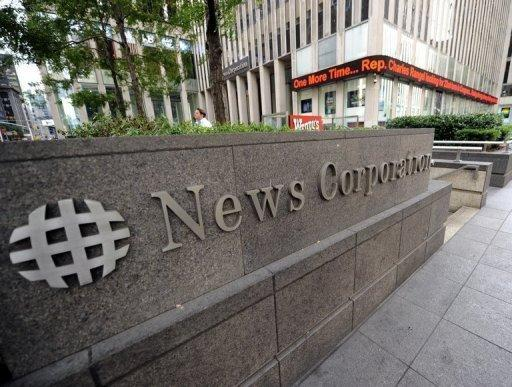 News Corp files with US regulators on split