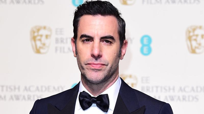 Sacha Baron Cohen plays spy in new Netflix series