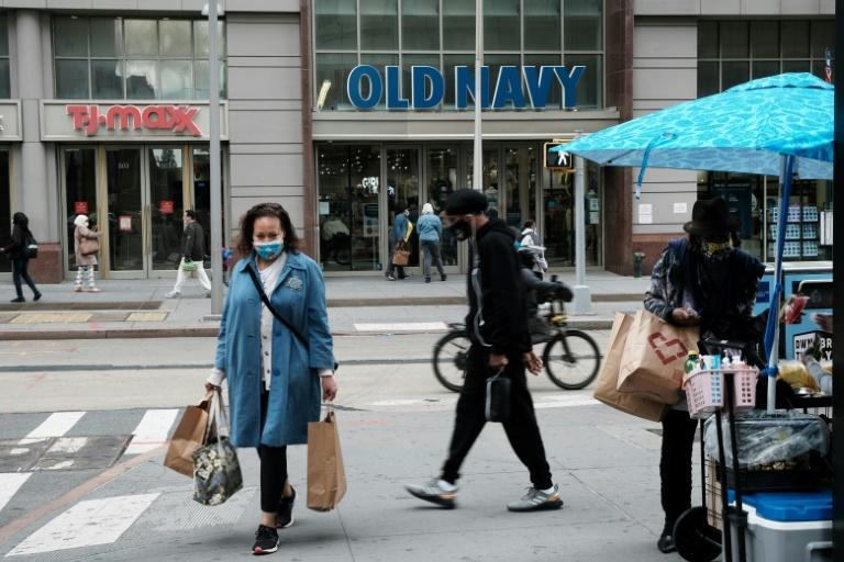 As US consumers feel safer, they are willing and able to spend to support the economy