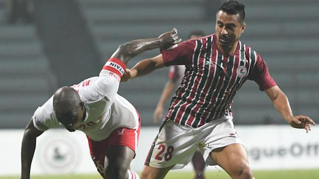 It is Aizawl who have wrested the advantage in the I-League title race from the Mariners with a determined performance in Aizawl on Saturday...