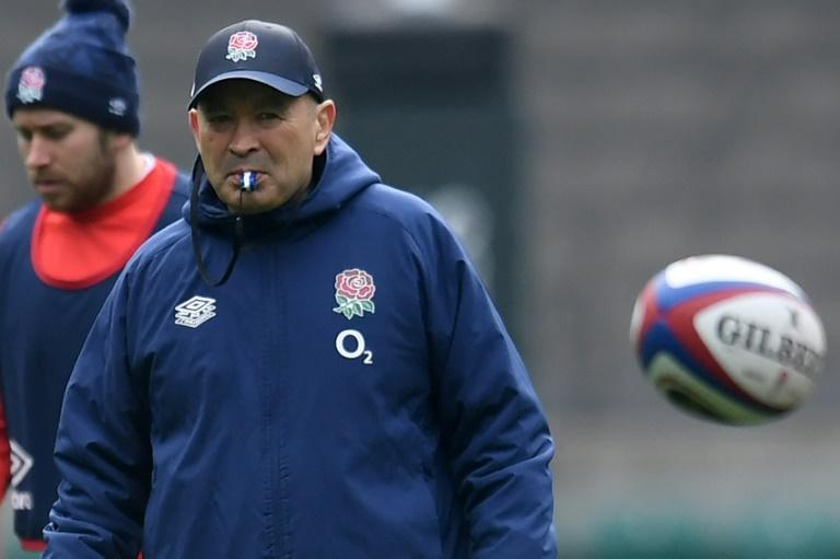 England coach Eddie Jones is under pressure after a dismal Six Nations campaign