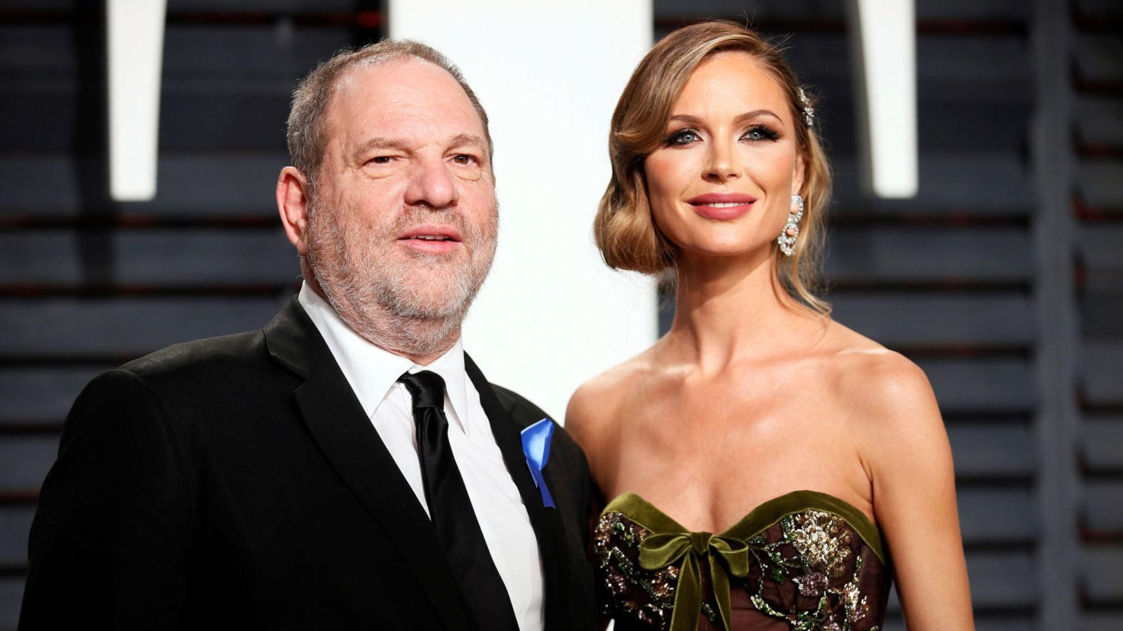 Harvey Weinstein and Georgina Chapman married in 2007