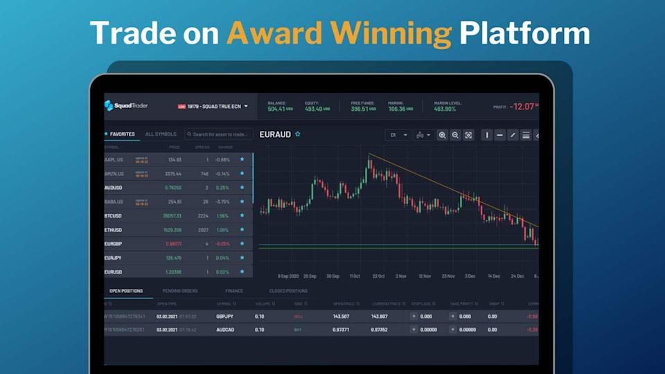 Take trading, investment to next level with SquadTrader