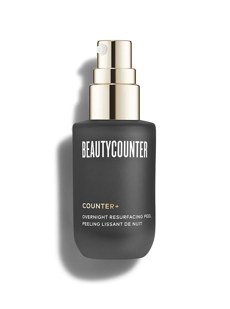 Beautycounter Counter + Overnight Resurfacing Peel
