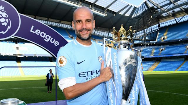 Four years at Barcelona and three at Bayern Munich were enough for the renowned coach, who is set to break new ground at Manchester City