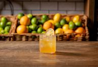 """<p>Featuring apricot jam, honey, lemon, cognac & white rum to transport you to the south of France.</p><p><strong>Recipe:</strong> <a href=""""https://www.goodhousekeeping.com/uk/wine/a36047442/french-riviera-cocktail/"""" rel=""""nofollow noopener"""" target=""""_blank"""" data-ylk=""""slk:French Riviera"""" class=""""link rapid-noclick-resp""""><strong>French Riviera</strong></a></p>"""