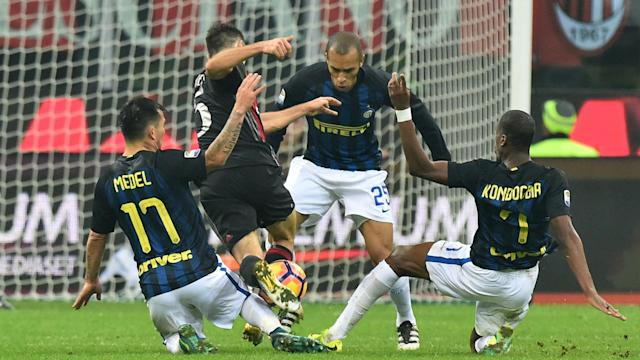 Inter and AC Milan clash with a mere Europa League place on the line but hope ample Chinese investment can end recent Milanese mediocrity.