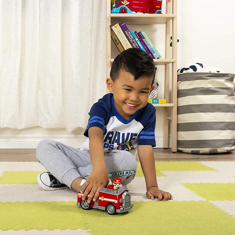 Shop Paw Patrol toys — great for ages 3 and up — half off at Amazon today. (Photo: Amazon)