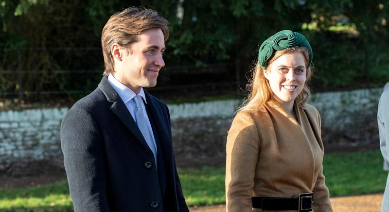 Princess Beatrice's wedding to Edoardo Mapelli Mozzi won't be shown on live TV, according to reports