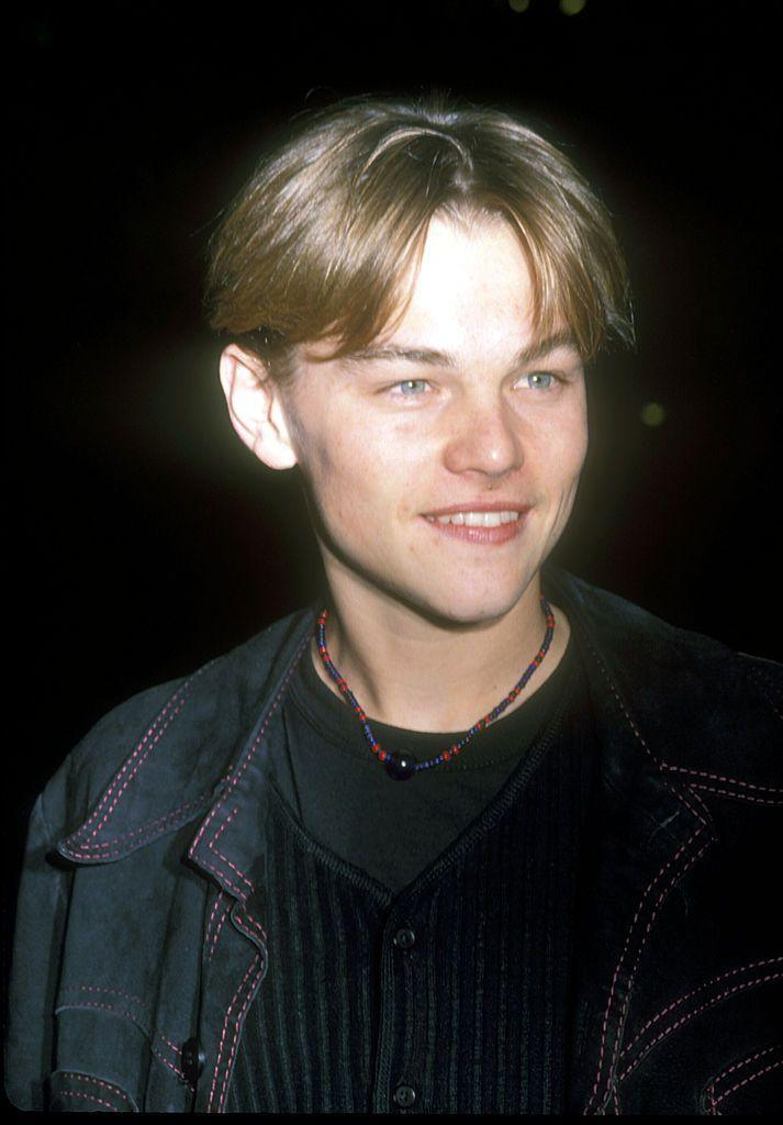 "<p>Who could forget the ""butt cut"" of the '90s? DiCaprio was amongst its many victims.</p>"