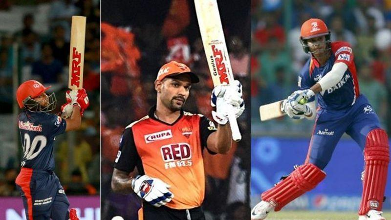 These three batsmen hold the key to Delhi' fortunes