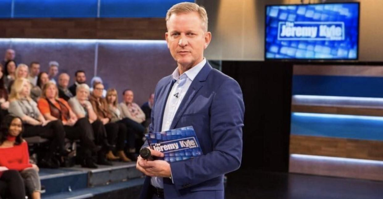 'The Jeremy Kyle Show' was axed in May following the death of a guest (Credit: ITV)
