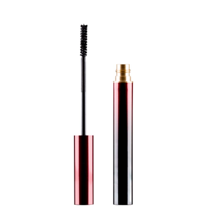 """<p>Don't be fooled by Kevyn Aucoin's The Volume Mascara's svelte packaging — the formula itself packs a super-volumizing punch. Lashes look lush after one coat of """"Rich Pitch Black"""" and stay flake-free all day, making it <a href=""""https://www.allure.com/gallery/editors-favorite-mascaras?mbid=synd_yahoo_rss"""" rel=""""nofollow noopener"""" target=""""_blank"""" data-ylk=""""slk:one of our favorites"""" class=""""link rapid-noclick-resp"""">one of our favorites</a>. Side note: This mascara produces one of the most apparent gummy-like """"tubes"""" when you wash it off, which might be something to consider if you're in it for the oddly satisfying removal process.</p> <p><strong>$28</strong> (<a href=""""https://shop-links.co/1719019694647555824"""" rel=""""nofollow noopener"""" target=""""_blank"""" data-ylk=""""slk:Shop Now"""" class=""""link rapid-noclick-resp"""">Shop Now</a>)</p>"""